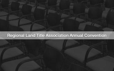 Louisiana Land Title Association Annual Convention