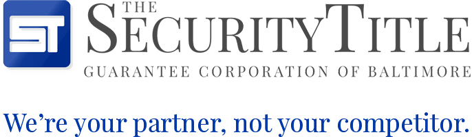 The Security Title Guarantee Corporation of Baltimore