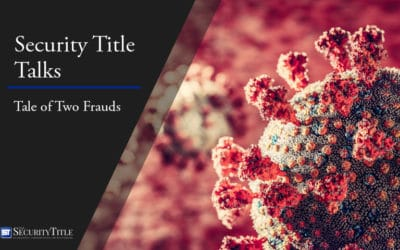 Security Title Talks – Tale of Two Frauds