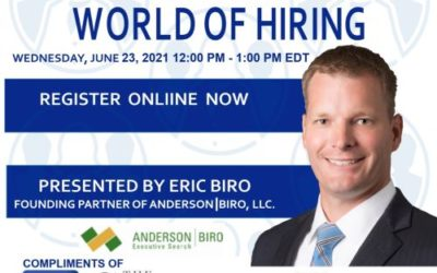 Security Title Talks – Succeed in the New World of Hiring